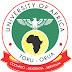 UAT Bayelsa School Fees Schedule 2019/2020 | UG, JUPEB & Foundation