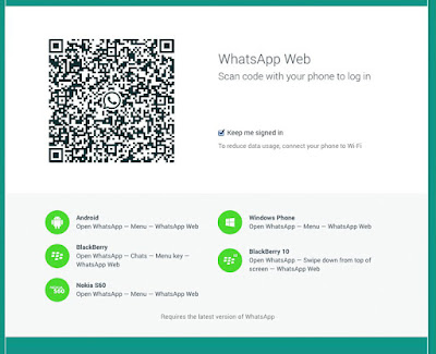 How to use web WhatsApp on Laptop, PC and Tablet