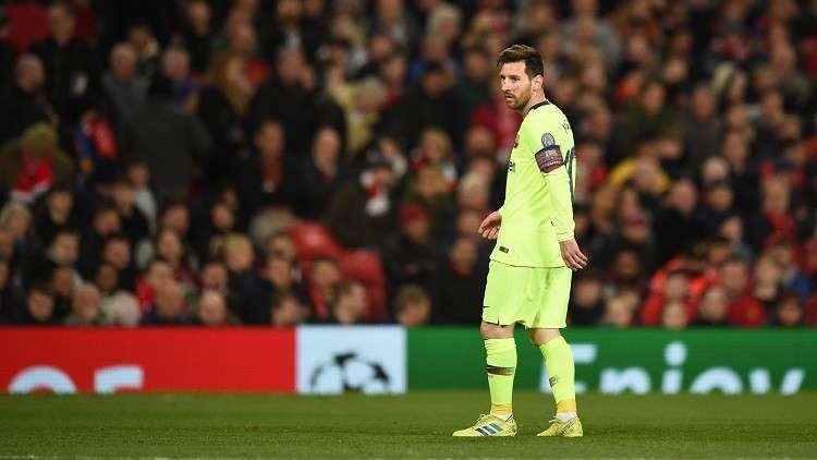 رسميا.. ميسي يغيب عن مباراة برشلونة وهويسكا