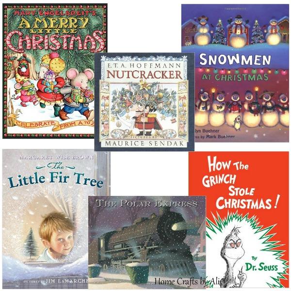 Christmas Books Children Kids Holiday