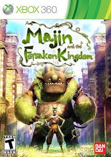 Majin and the Forsaken Kingdom (X-BOX360) 2010