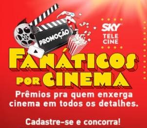 Cadastrar Fanáticos Por Cinema Sky 2021
