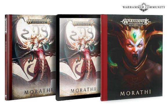 Broken Realms Morathi
