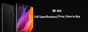 MI MIX Full Specification | Price and Other Details to Buy