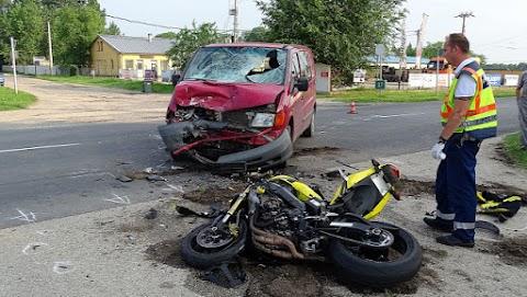 Halálos motorbaleset Tiszakécskén