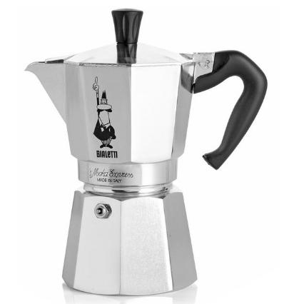 Ouderwets koffie zetten