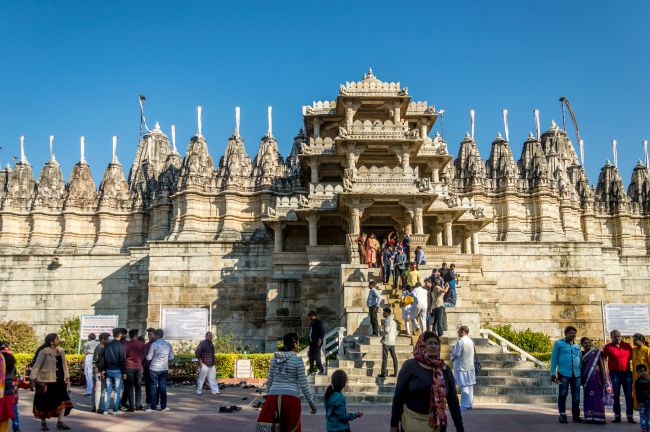 Ranakpur Jain Temple  - Why it should be there on everyone's Rajasthan itinerary.