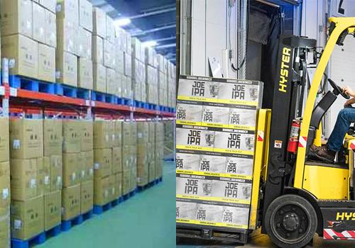 Inilah Kegunaan Pallet Plastik Dalam Kegiatan Logistik & Pergudangan