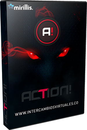 Mirillis Action! 4.8.1 poster box cover