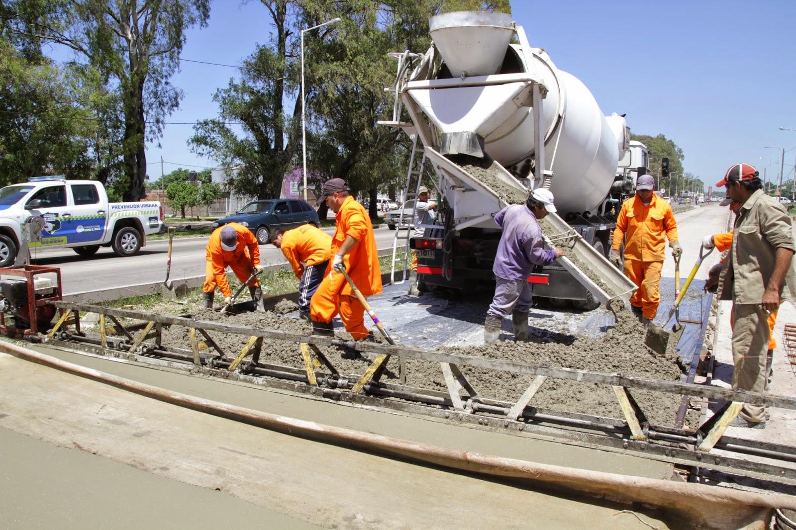 Prensa Municipalidad Jos C Paz Continuan Las Obras En