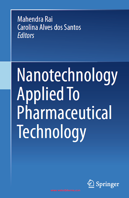 Nanotechnology Applied To Pharmaceutical Technology