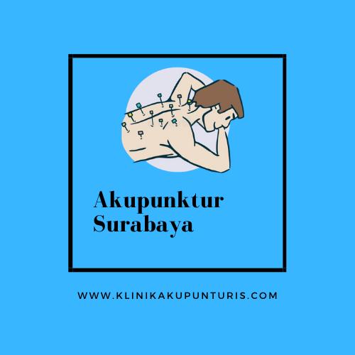 Klinik Terapi Akupuntur Surabaya Bendul Merisi