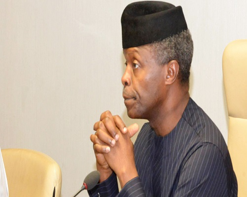 Osinbajo reveals Buhari's plans for 2018 (DETAILS)