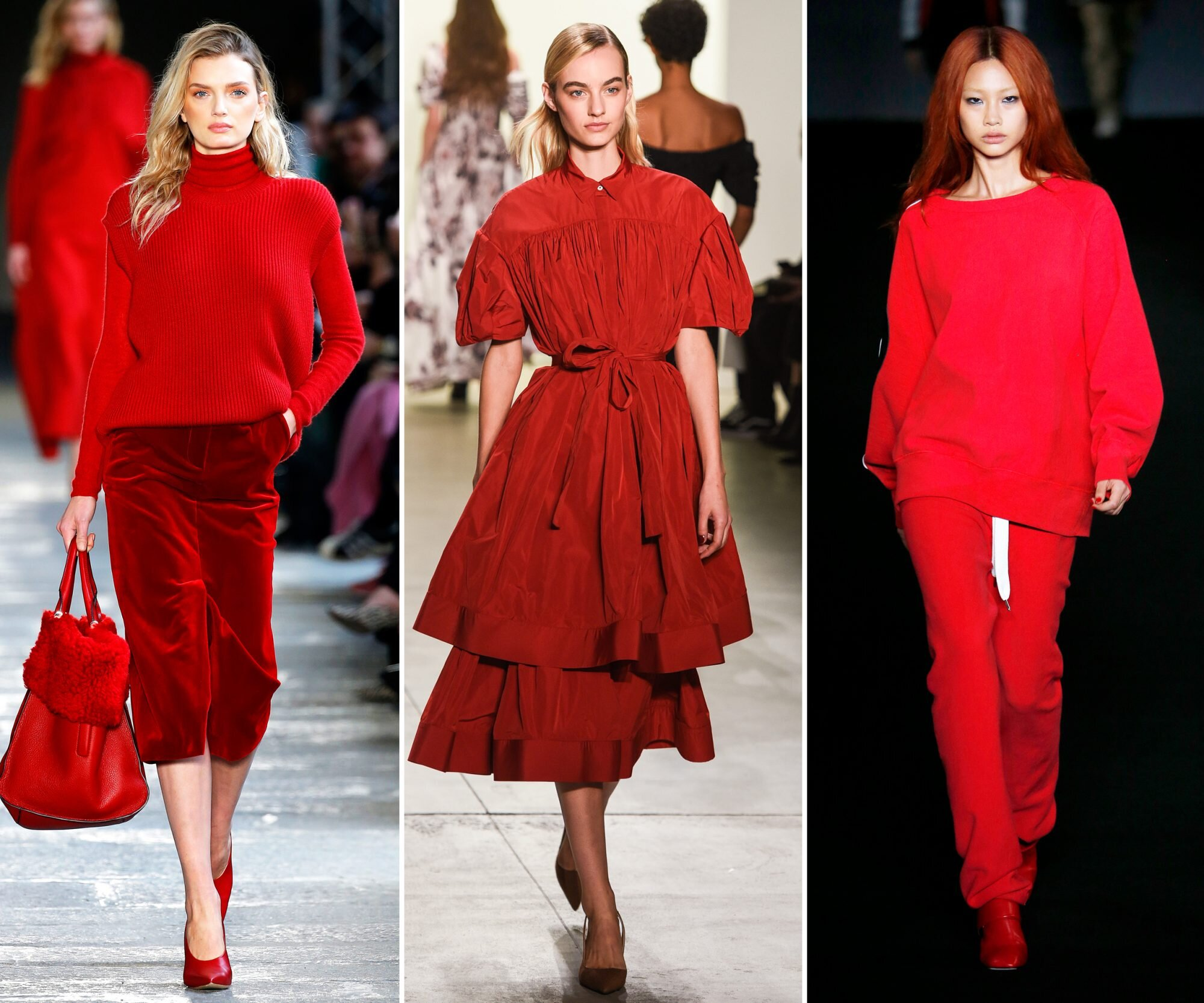 Getty Images Max Mara Red