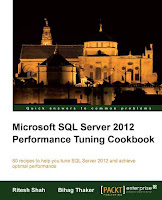 Microsoft SQL Server 2012 Performance Tuning Cookbook Cover