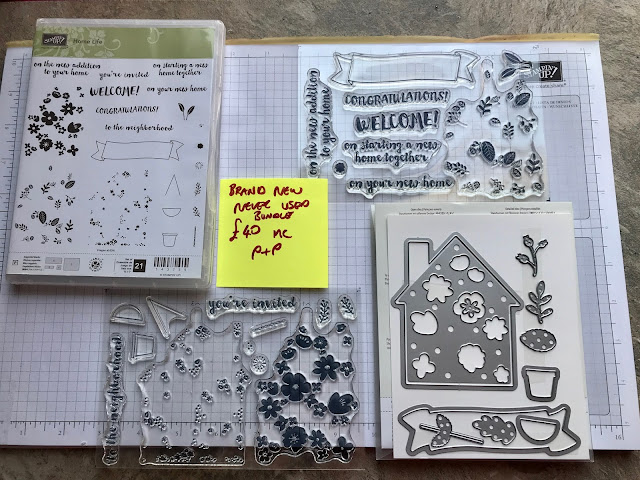 Nigezza Creates Stampin' Up! Bargains From My Retired Stash
