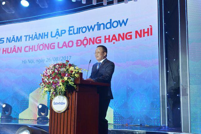 Eurowindow nhận huân chương hạng nhì
