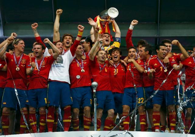 Video Spanyol Vs Italia Final Piala Eropa Euro