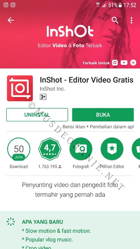 Cara Upload Video Ke Story Instagram Tanpa Crop