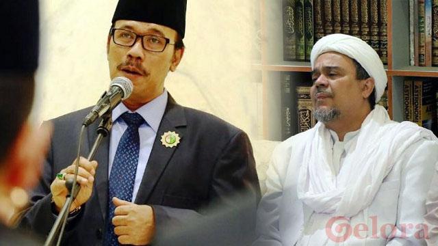 Munarman FPI: Dubes Agus Selalu Memfitnah Habib Rizieq