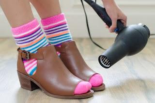 Ini Dia 6 Langkah Ajaib Hindari Kaki Lecet Waktu Gunakan Ankle Boots