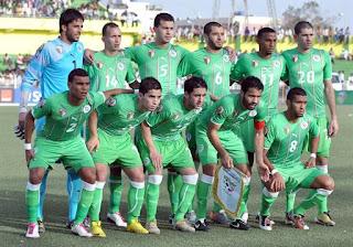 كاس افريقيا للاعبين المحليين 2018 الجزائر تواجه ليبيا
