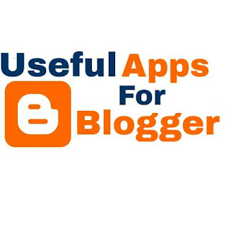 Useful apps for bloggers and blogging.