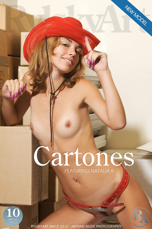 [RylskyArt] Natalia B - Cartones
