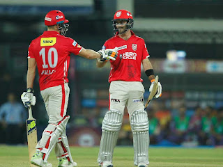 RPS vs KXIP 4th Match IPL 2017 Highlights