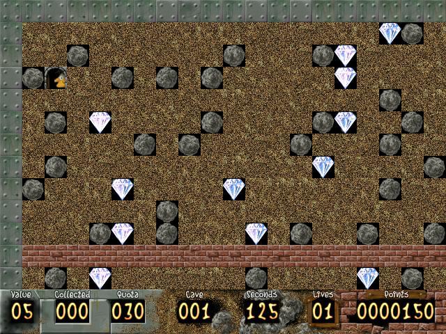 تحميل لعبة حرامى المجوهرات او حرامى الماس digjim من ميديا فاير