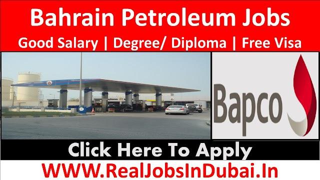 Bahrain Petroleum Hiring Staff