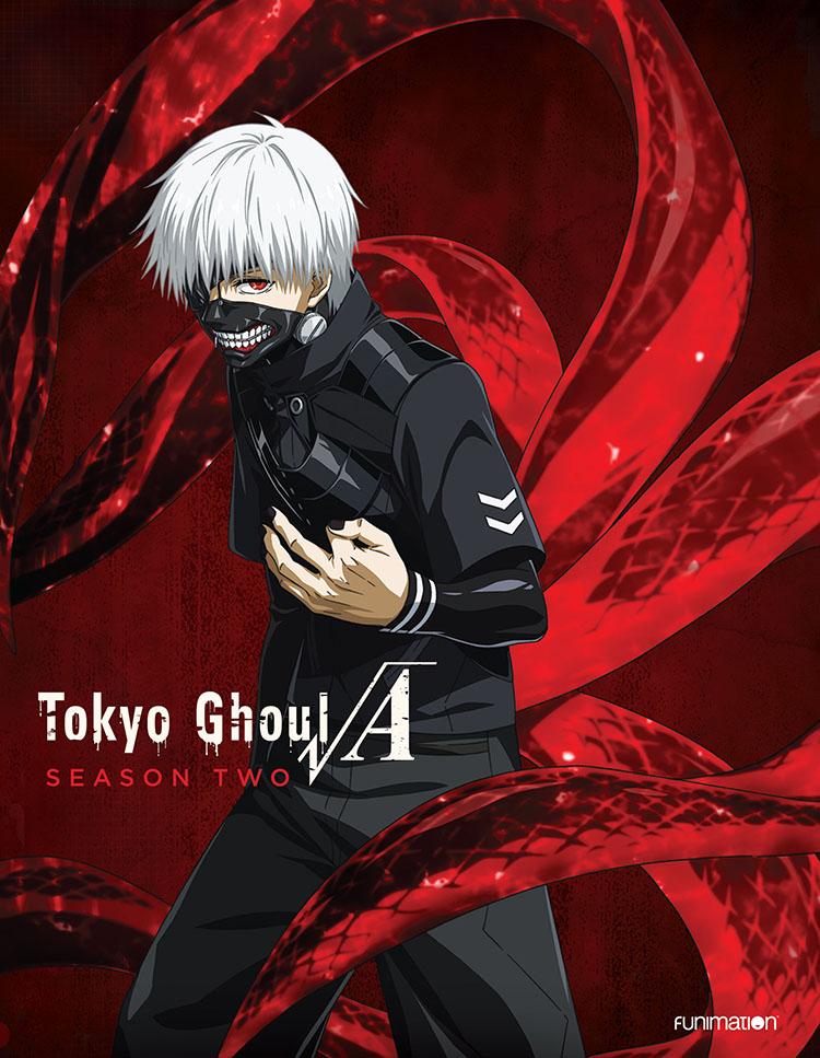 Tokyo Ghoul √A   MEGA