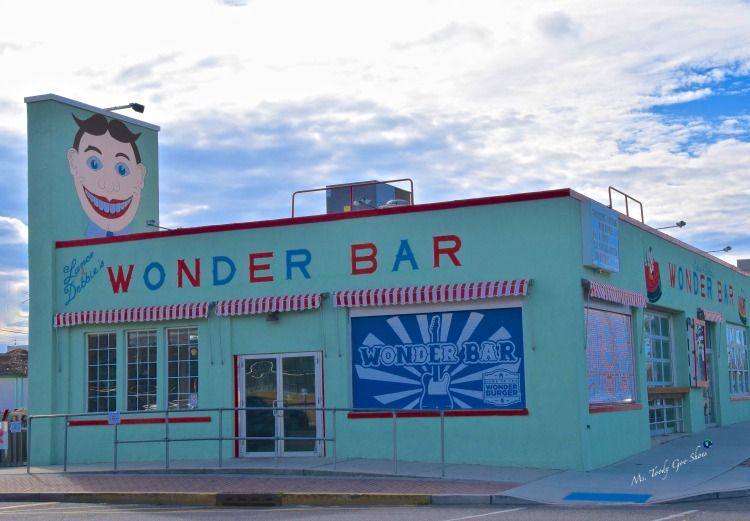 The Wonder Bar, Asbury Park, NJ  | Ms. Toody Goo Shoes #TheWonderBar