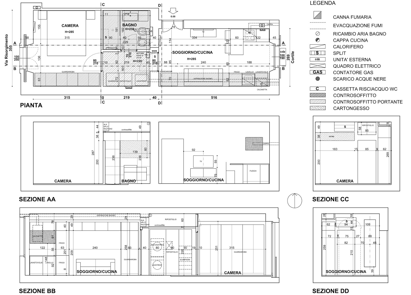 """Altezza Cucina Ikea appunti di architettura: gli armadi ikea """"su misura"""""""