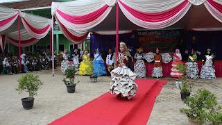Beautiful, Peserta lomba Fashion Show Class Meeting SMK Yasmida Ambarawa Tahun 2019
