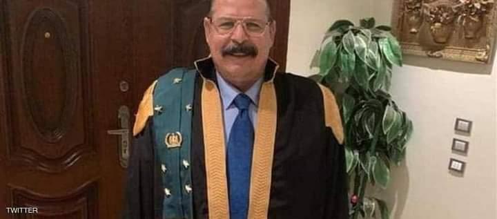 وفاة رئيس الزمالك المؤقت جراء كوروناالمستشار أحمد بكري