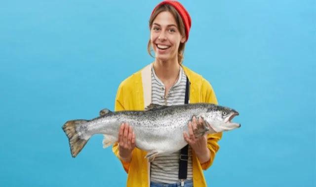 Fish benefits for women