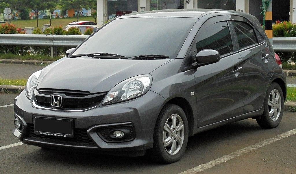 Honda Brio Indonesia