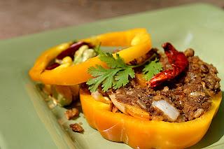 Fajita Burgers Recipe {Vegan, Whole Food}: This Week's Cravings {CINCO DE MAYO} 8