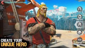 Download Dead Rivals Zombie MMO Mod Apk Terbaru 2018