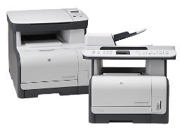 HP Color LaserJet CM1312 MFP driver and software free