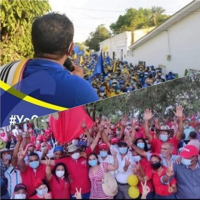 Campañas políticas que terminan en 'COVID – Rumba' tienen al borde de una crisis sanitaria a los tenerifanos