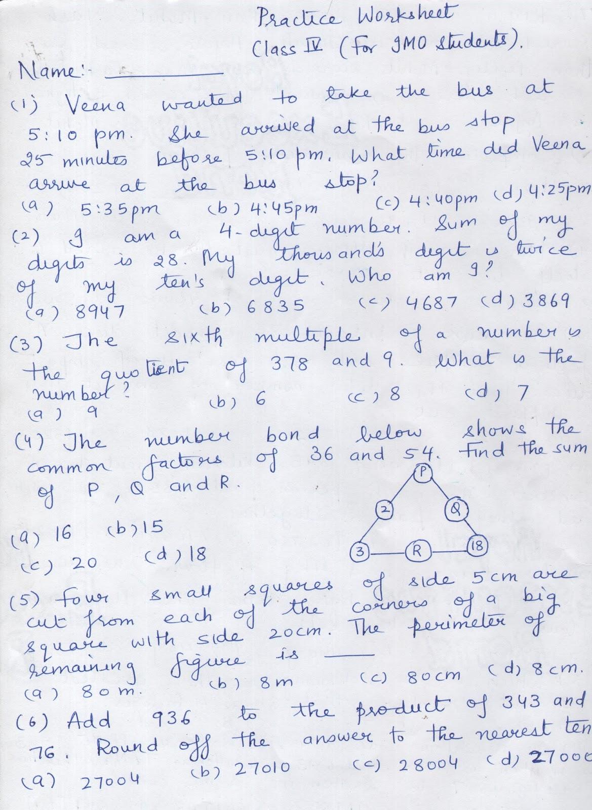 Be Maths Smart