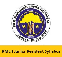 RMLH Junior Resident Previous Papers | Check Ram Manohar Lohia Hospital Model Papers