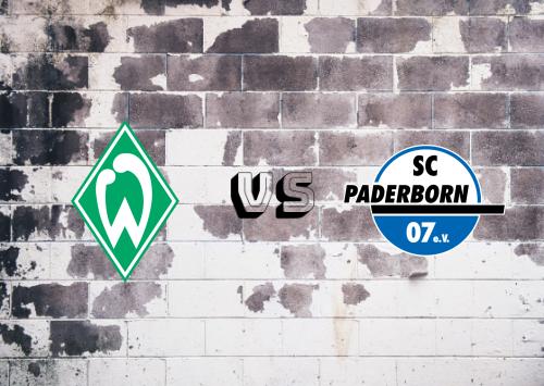 Werder Bremen vs Paderborn  Resumen
