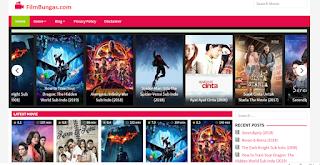 Web Streaming Film Terbaik di filmbungas.com