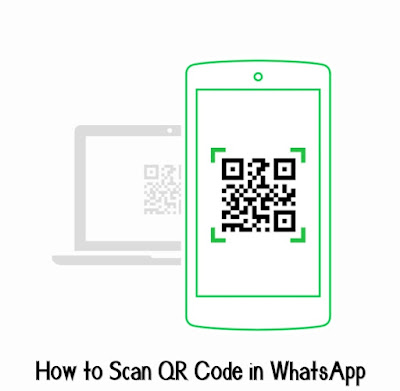 WhatsApp scan code in Android-and-iPhone