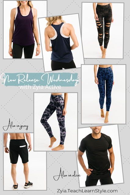 zyia active new release wednesday, zyia activewear, shop zyia active, zyia active rep   zyia discounts, zyia active sales, zyia promos, zyia coupons   Check out all the New Releases from this week!  zyia active new release wednesday, zyia activewear, shop zyia active, zyia active rep, zyia short sleeve t shirt, zyia leggings, zyia bras, zyia tanks, zyia chill shirt   Browse all New Releases from previous weeks.    If anything has sold out by the time you are shopping, get on my restock list and I'll notify you when it's back in stock in your size!   Get new activewear at a deep discount without hosting a party!  Find out more by clicking here.    free zyia, discounted zyia, zyia discount, zyia hostess rewards, zyia party, no party zyia, zyia on demand, zyia trunk show    Learn more about Zyia Active:  what is zyia active, why zyia active, zyia rep, zyia active review, join zyia      zyia active new release wednesday, zyia activewear, shop zyia active, zyia active rep, zyia short sleeve t shirt, zyia leggings, zyia bras, zyia tanks, zyia chill shirt      zyia active rep, shop zyia active, zyia new releases