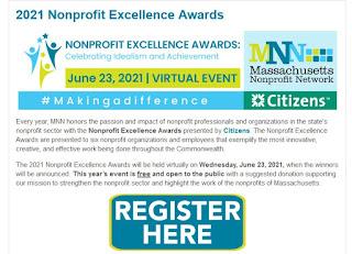 MA Nonprofit Network: 2021 Nonprofit Excellence Awards