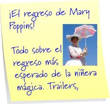 regreso mary poppins